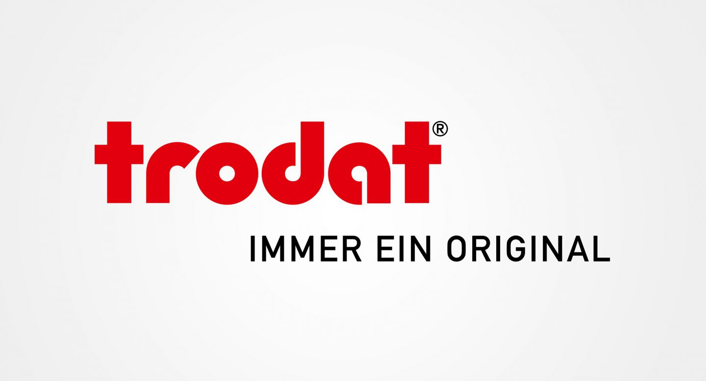 Steffen und Bach Projekte - trodat Logo