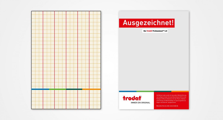 Steffen und Bach Projekte - trodat ausgezeichnet