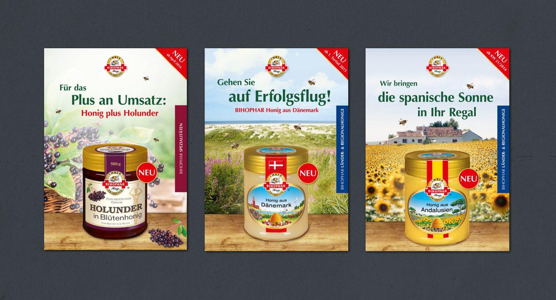 Steffen und Bach Projekte - Bihophar Werbebeispiel
