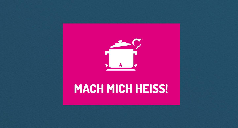 Steffen und Bach Projekte - Küchendiscount Motiv Kochtopf