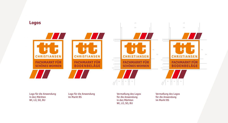 Steffen und Bach Projekte - t+t Markt Logo