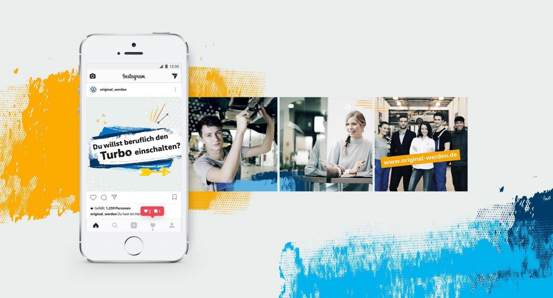 Steffen und Bach Projekte - Social Media Original Werden