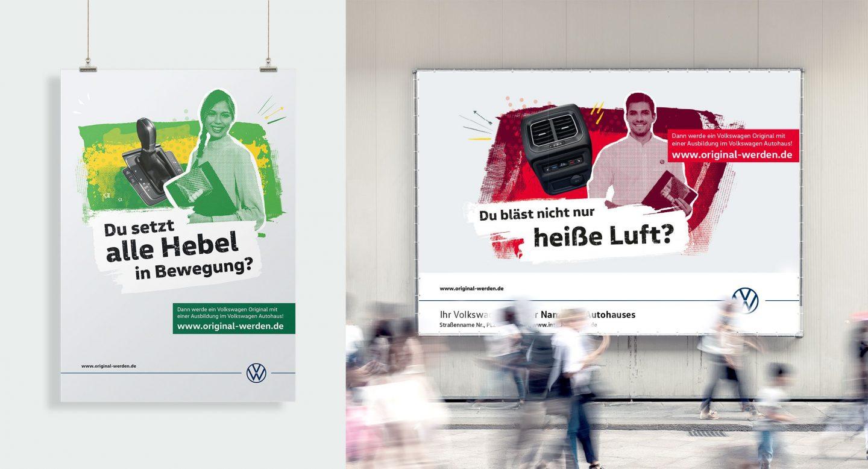 Steffen und Bach Projekte - Print Medien Original Werden