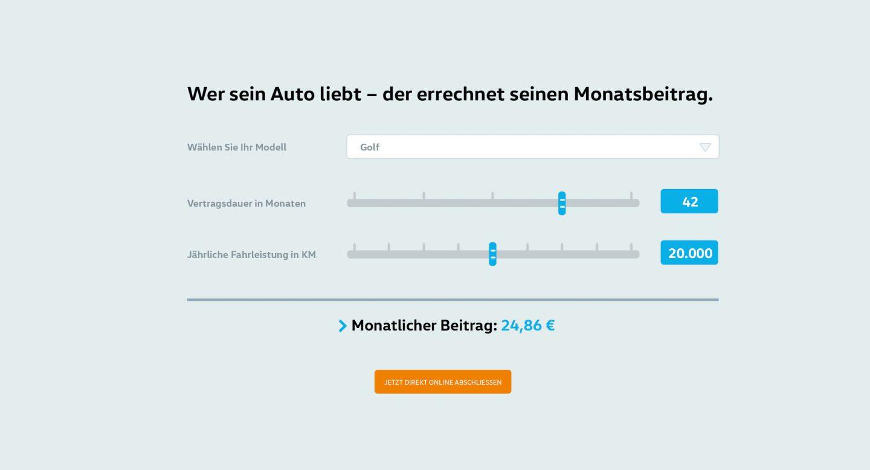 Steffen und Bach Projekte - Beitragsrechner Wartung und Inspektion