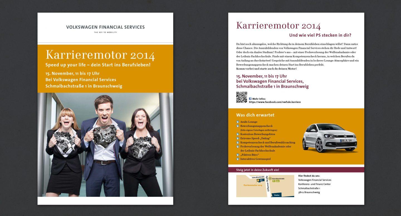 Steffen und Bach Projekte - Karrieremotor 2014