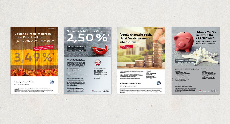 Steffen und Bach Projekte - Volkswagen Financial Services
