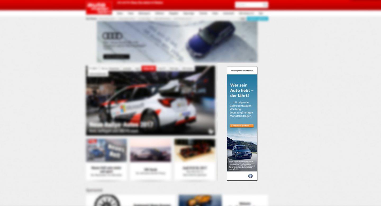 Steffen und Bach Projekte - Onlinebanner Wartung und Inspektion
