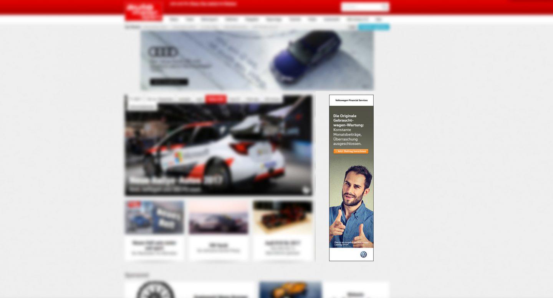 Steffen und Bach Projekte - Onlinebanner Produkt Wartung und Inspektion